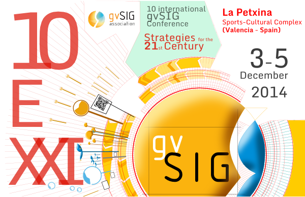 10th International gvSIG Conference
