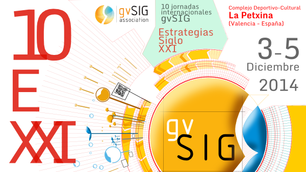 10as Jornadas Internacionales gvSIG