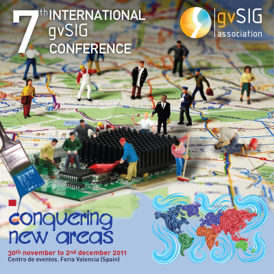 7th International gvSIG Conference