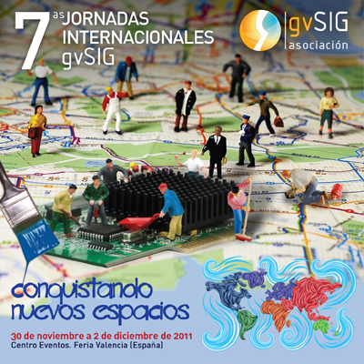 7as Jornadas Internacionales gvSIG