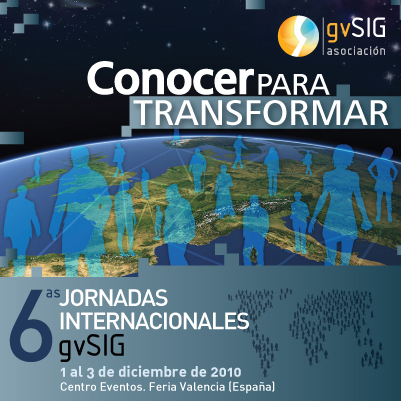 6as Jornadas Internacionales gvSIG