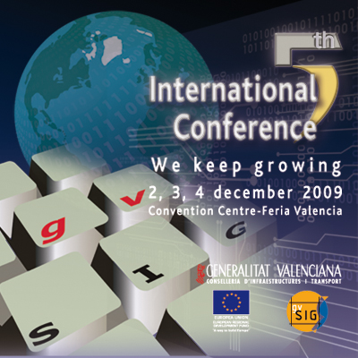 5th International gvSIG Conference