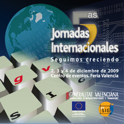 5as Jornadas Internacionales gvSIG