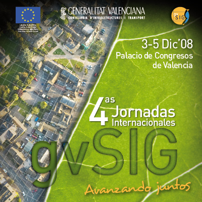 4as Jornadas Internacionales gvSIG