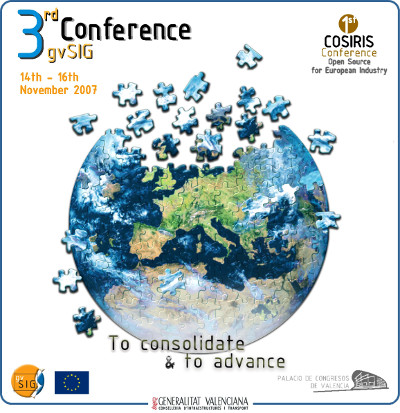 3rd International gvSIG Conference