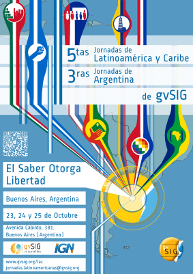 5as Jornadas LAC gvSIG