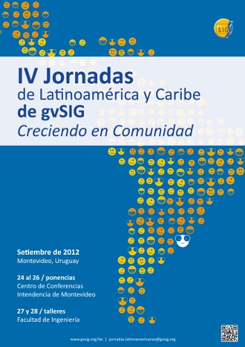 4as Jornadas LAC gvSIG