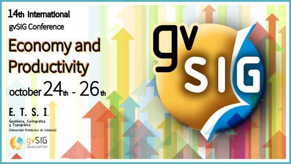 14th International gvSIG Conference