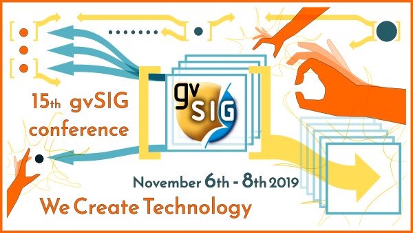 15th International gvSIG Conference